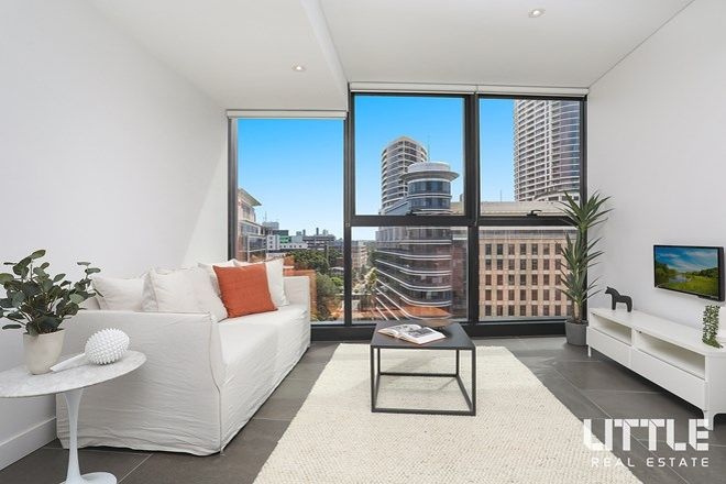 Picture of 1508/1 Marshall Avenue, ST LEONARDS NSW 2065