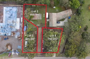 Picture of LOTS 2/3 REES JAMES ROAD, Raymond Terrace NSW 2324