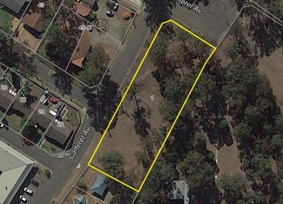 1 Carteret Avenue, Willmot NSW 2770, Image 0