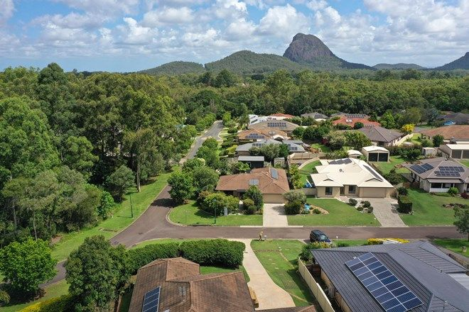 Picture of 1 Gloria Close, GLASS HOUSE MOUNTAINS QLD 4518