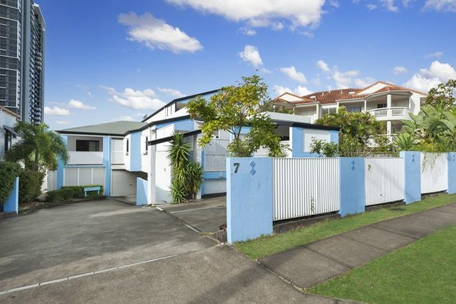 Picture of 305/7 Sheehan Street, MILTON QLD 4064