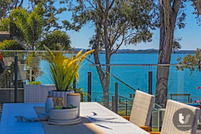 Picture of House 2 - 1 Bay Street, REDLAND BAY QLD 4165