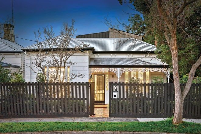 Picture of 9 Harts Parade, HAWTHORN EAST VIC 3123
