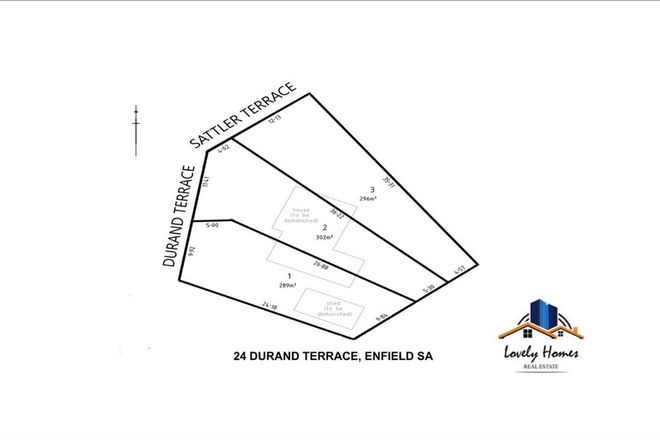 Picture of Lot 1/24 Durand Terrace, ENFIELD SA 5085