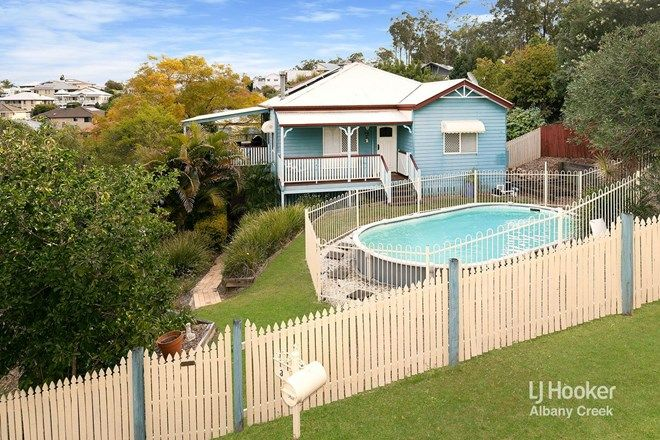 Picture of 3 Monica Court, EATONS HILL QLD 4037
