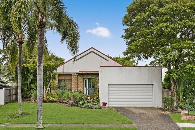 Picture of 15 Marbella Drive, BENOWA WATERS QLD 4217