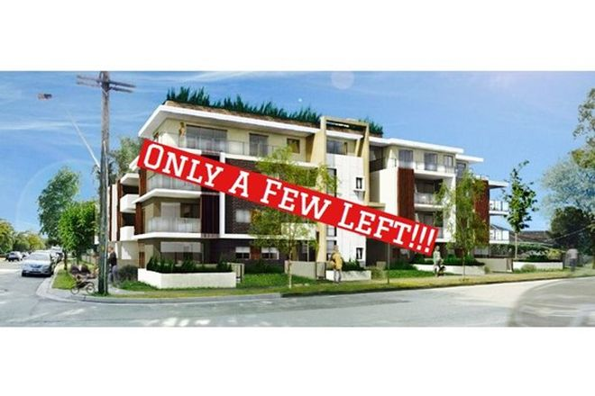 Picture of 14/89-93 Wentworth Ave, WENTWORTHVILLE NSW 2145