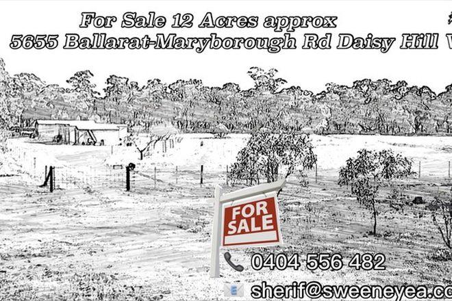 Picture of 5655 Ballarat-Maryborough Road, DAISY HILL VIC 3465
