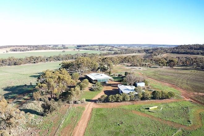 Picture of 5157 YORK-WILLIAMS ROAD, WEST PINGELLY WA 6308