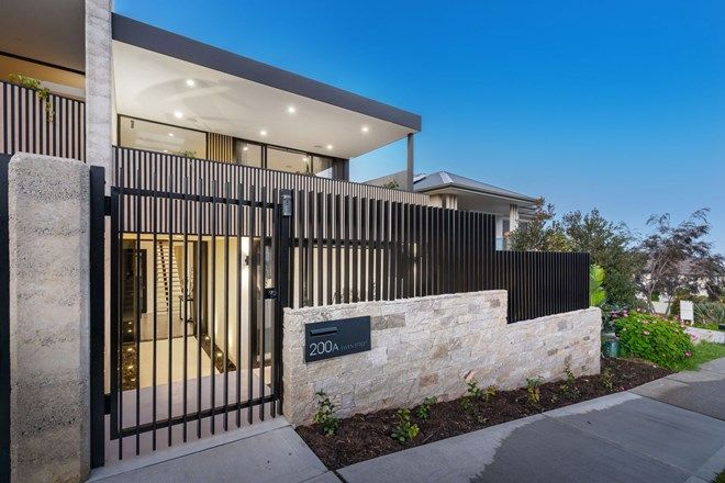 Picture of 200A Ewen Street, DOUBLEVIEW WA 6018