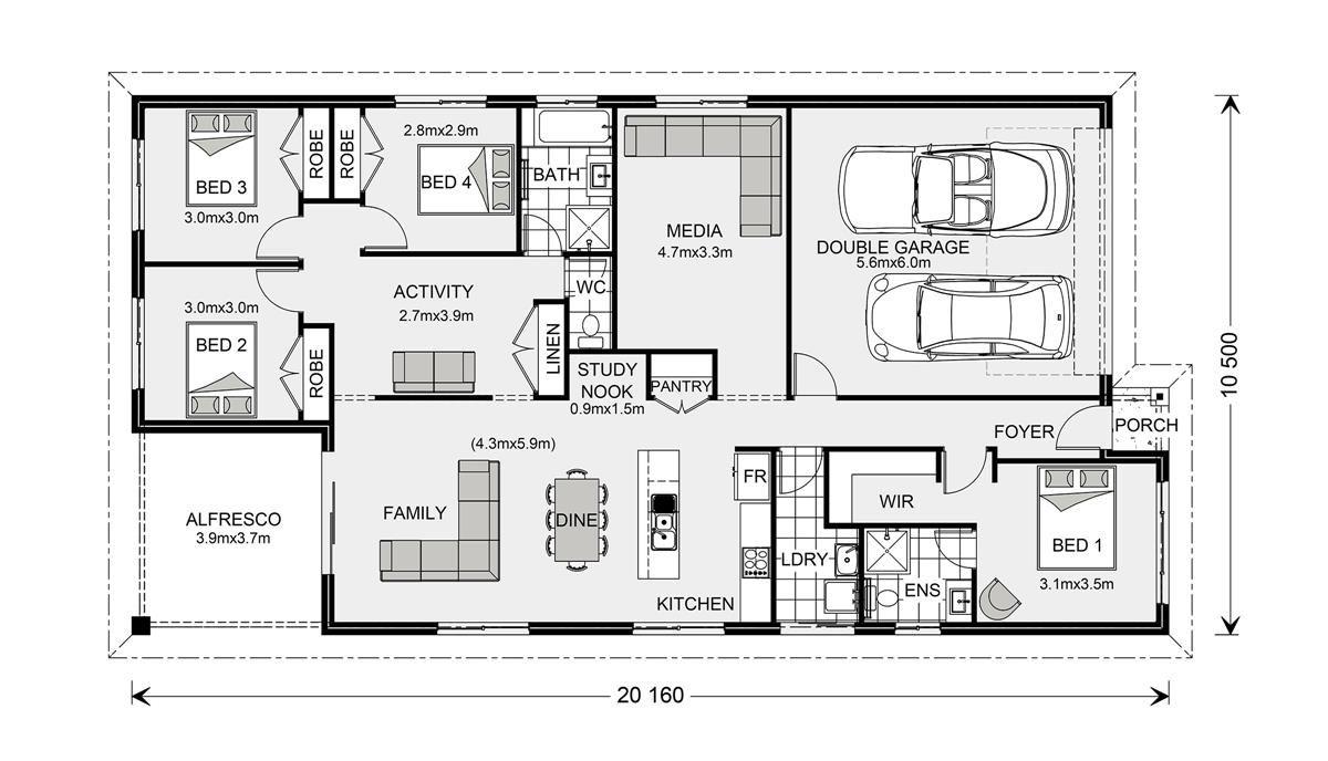 Lot 14 Oskar Court (177-183 Ahern Road), Pakenham VIC 3810, Image 2