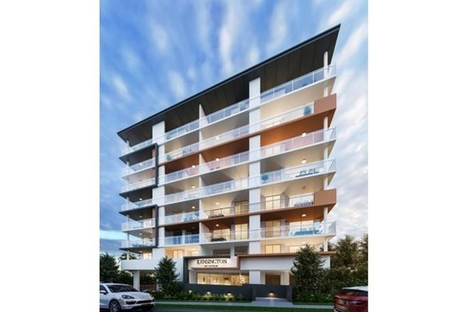 Picture of 102/46 Latham Street, CHERMSIDE QLD 4032