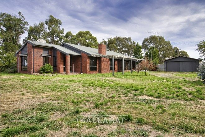 Picture of 262 Trawalla East Road, BREWSTER VIC 3352