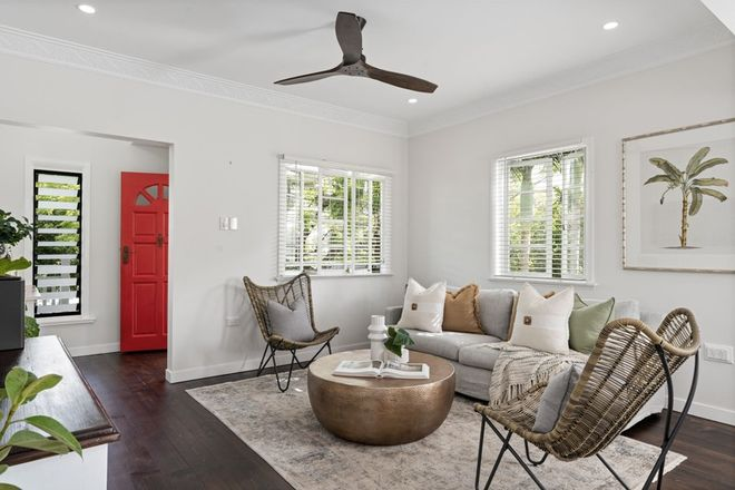 Picture of 33 Carr (corner Of Jamieson) Street, BULIMBA QLD 4171