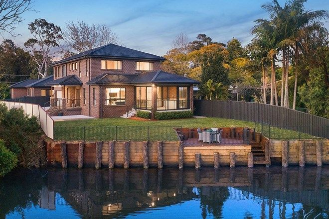Picture of 56A Geoffrey Road, CHITTAWAY POINT NSW 2261