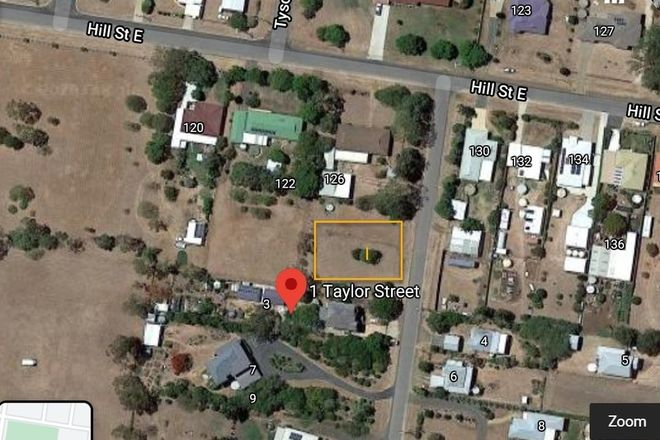 Picture of 1 Taylor Street, PITTSWORTH QLD 4356
