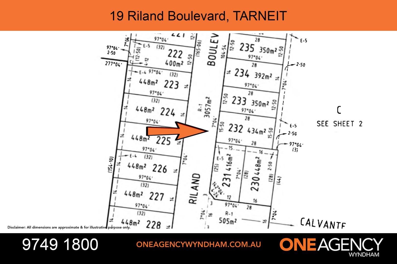 19 Riland Boulevard, Tarneit VIC 3029, Image 1