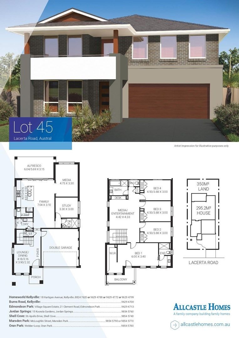 Lot 45 Lacerta Road, Austral NSW 2179, Image 1
