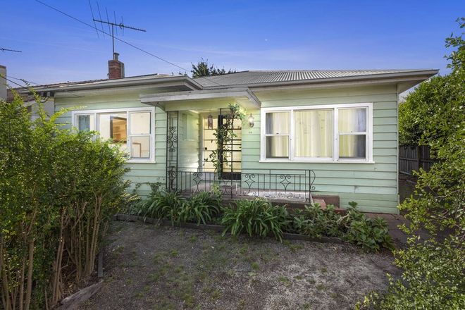 Picture of 36 Calder Street, MANIFOLD HEIGHTS VIC 3218