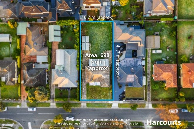 Picture of 31 Seaview Crescent, MULGRAVE VIC 3170
