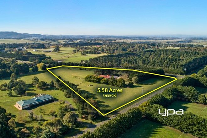 Picture of 5 Panorama Drive, GISBORNE VIC 3437