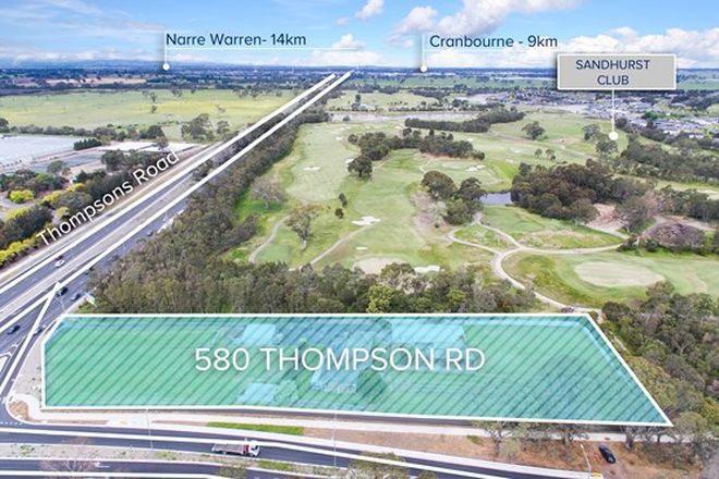 Picture of 580 Thompsons Road, SANDHURST VIC 3977