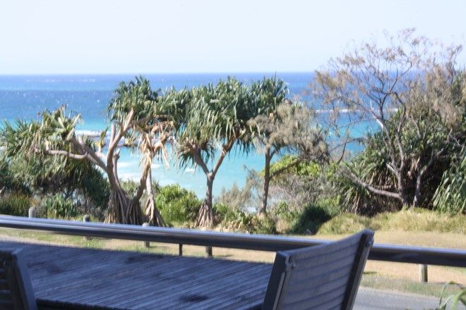 Picture of FIRST POINT DOWN, 2/23 Mooloolaba Road, POINT LOOKOUT QLD 4183