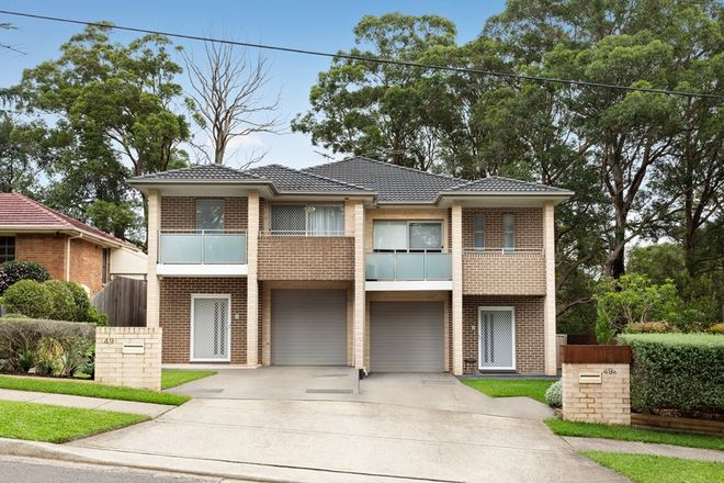 Picture of 49 Supply Street, DUNDAS VALLEY NSW 2117