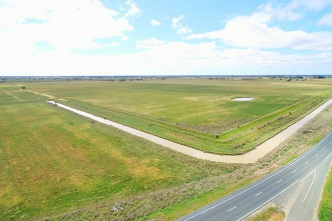 Picture of 8499 Murray Valley Highway, KERANG EAST VIC 3579