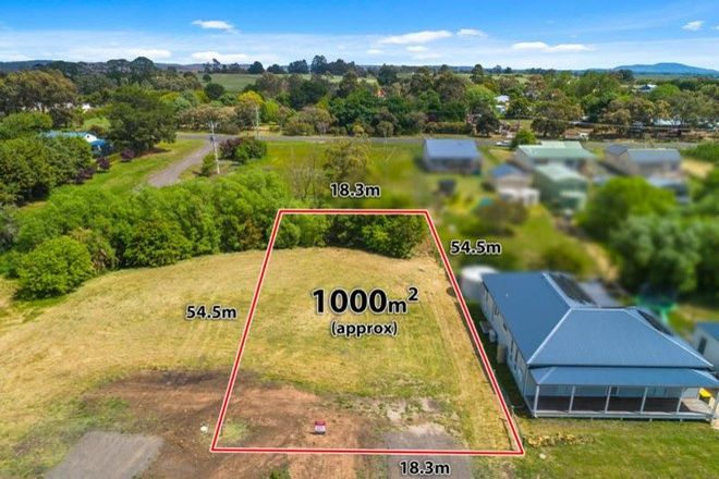 Picture of 7a Tucker Street, MALMSBURY VIC 3446