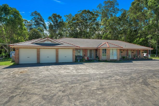 Picture of 321 Stringybark Road, NOWRA HILL NSW 2540