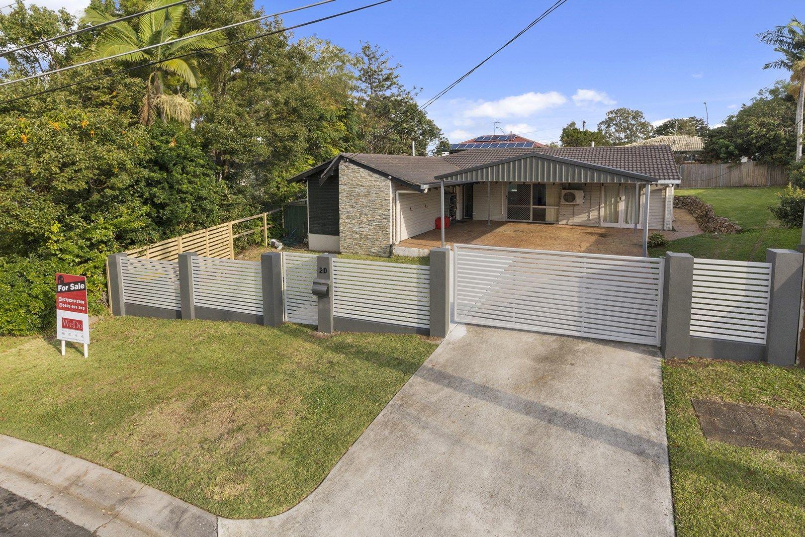 20 Veronica Avenue, Daisy Hill QLD 4127, Image 0