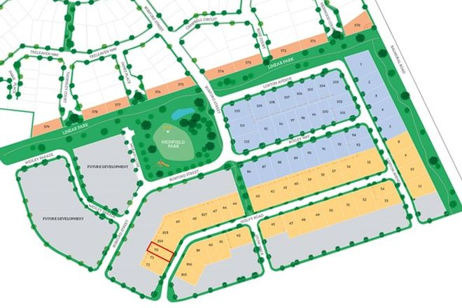 Picture of Lot 816 Ogilvy Road, GAWLER EAST SA 5118