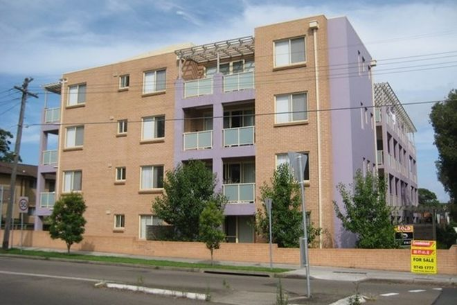 Picture of 5/33-37 HALL STREET, AUBURN NSW 2144