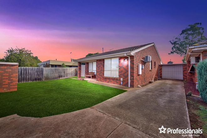 Picture of 8/15-19 Oneills Road, MELTON VIC 3337