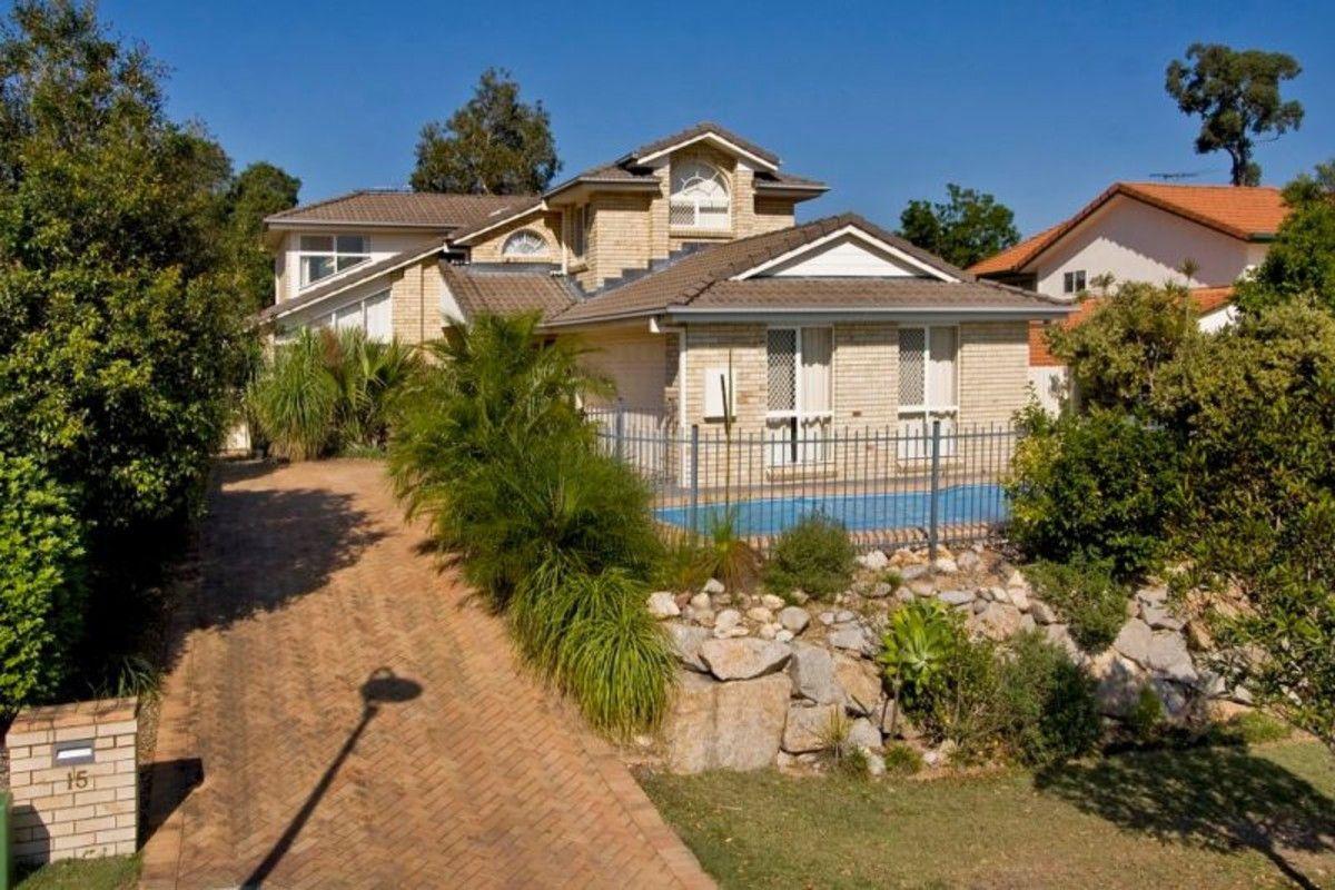 15 Amadeus Place, Westlake QLD 4074, Image 0