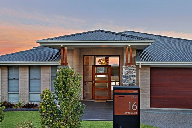 Picture of 16 Vantage Court, BOLWARRA NSW 2320