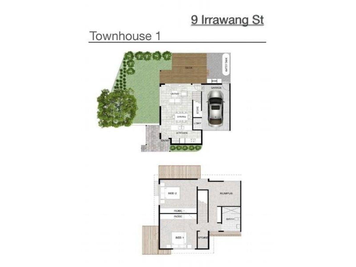 1/9 Irrawang Street, Wallsend NSW 2287, Image 1
