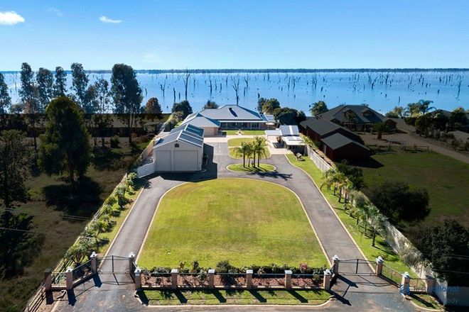 Picture of 8298 Murray Valley Highway, BATHUMI VIC 3730