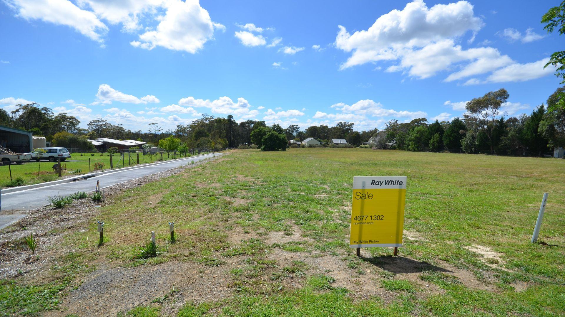 Lot 1531 Erith Road, Buxton NSW 2571, Image 1