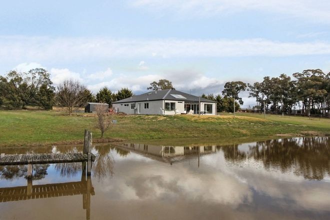 Picture of 141 Blackhill Road, KYNETON VIC 3444