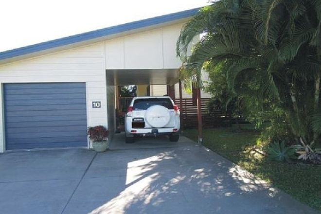Picture of 10 Melaleuca Close, FORREST BEACH QLD 4850