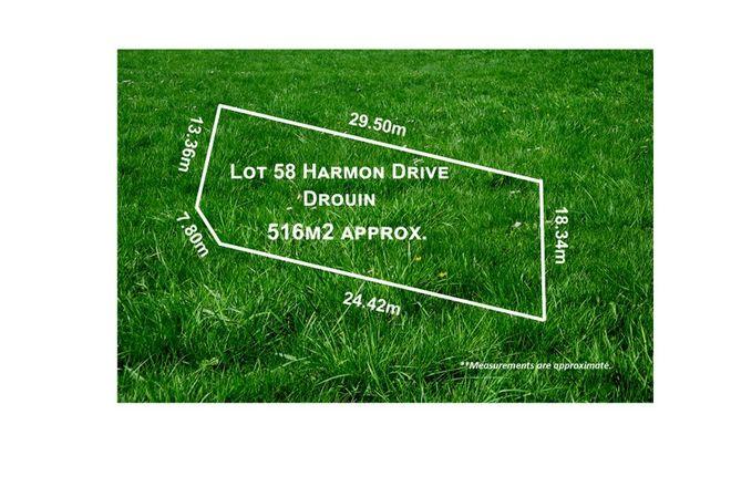 Picture of 58 Harmon Drive, DROUIN VIC 3818