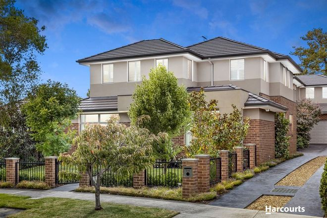 Picture of 1/4 Cheviot Road, MOUNT WAVERLEY VIC 3149