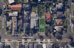 Picture of Lot 1/16 Newsom Street, Ascot Vale VIC 3032