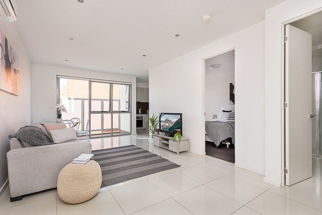 Picture of 202/96 Curzon Street, NORTH MELBOURNE VIC 3051