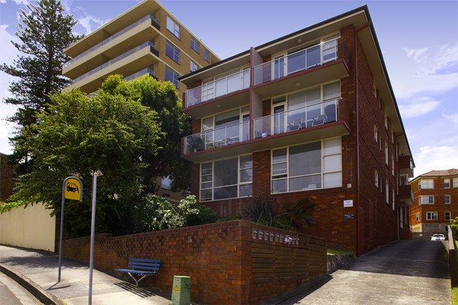 Picture of 8/18 Fairlight Street, MANLY NSW 2095