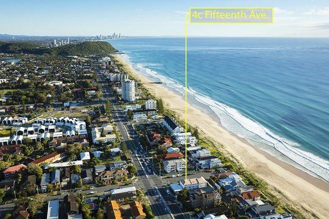 Picture of 4C Fifteenth Avenue, PALM BEACH QLD 4221
