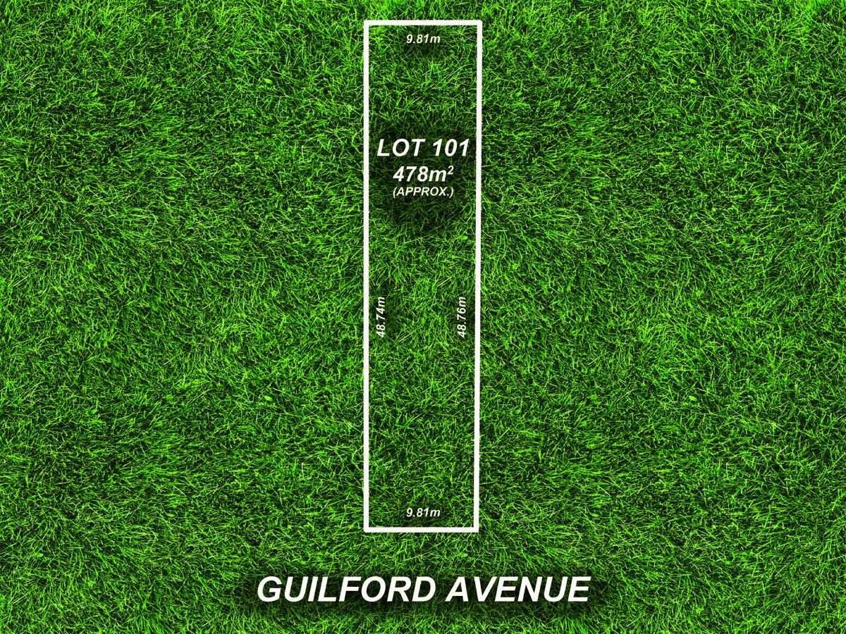Lot 101/78 Guilford Avenue, Prospect SA 5082, Image 0