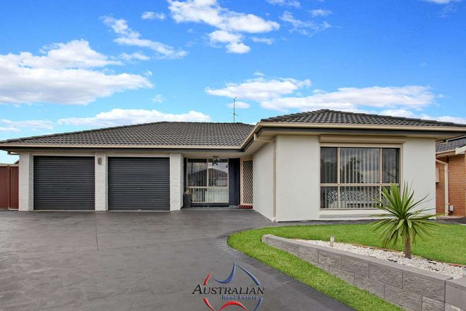 Picture of 14 Flax Place, QUAKERS HILL NSW 2763
